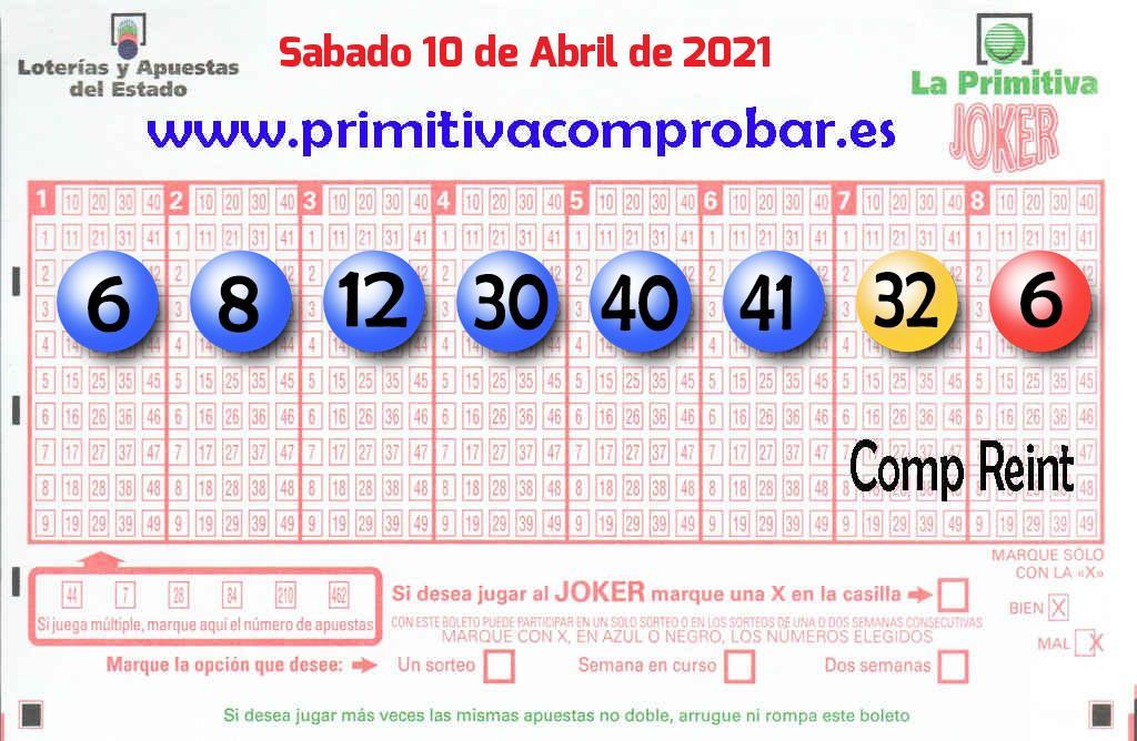 La Primitiva. El primer premio deja  1.493.000 euros en Villaverde Del Río