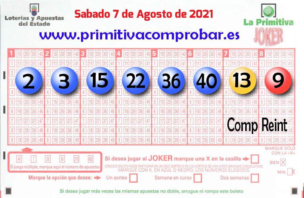 La Primitiva deja un acertante de segunda categoría en Mairena Del Alcor este Sábado